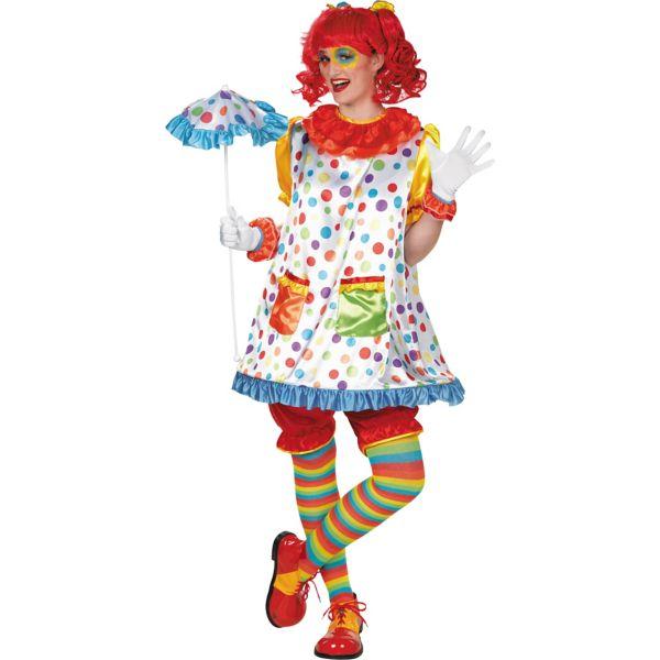 adult clown girl costume - Girl Clown Halloween Costumes