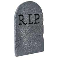 Buy 2 Get 1 Free - Tombstones – Red Price $6.99