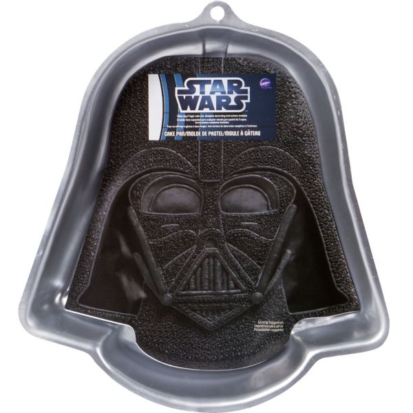 Wilton Darth Vader Cake Pan Instructions