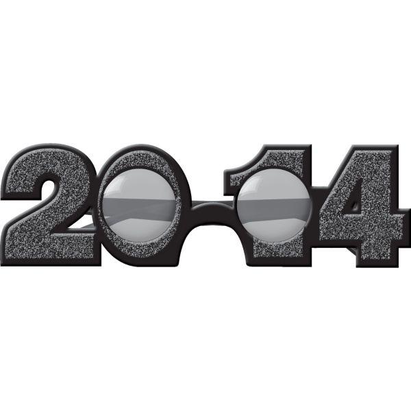Glitter Black 2017 Glasses