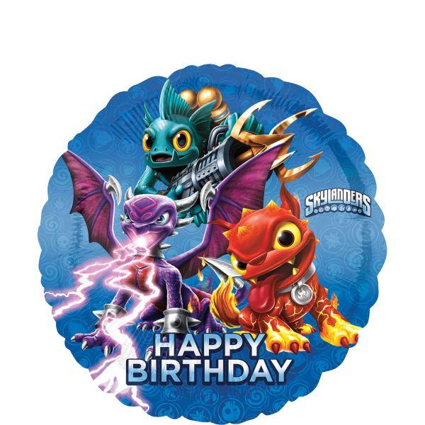 Party City Skylanders Balloons