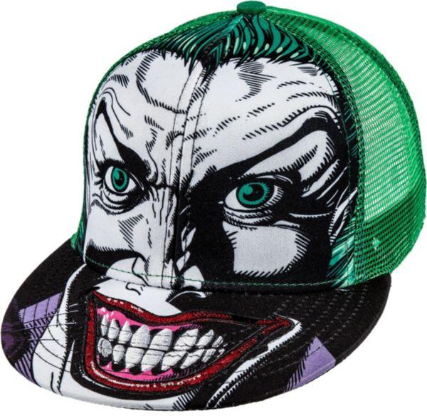 The Joker Trucker Hat - Batman