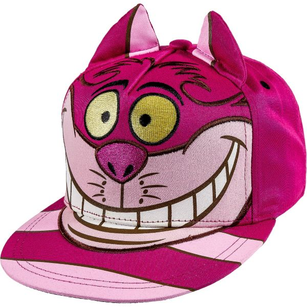 Pink Cat Ears Snap Back