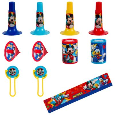 Mickey Mouse Favor Pack 100pc