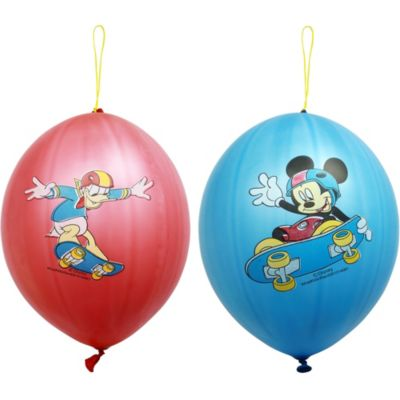 Mickey Mouse Punch Balloons 2ct