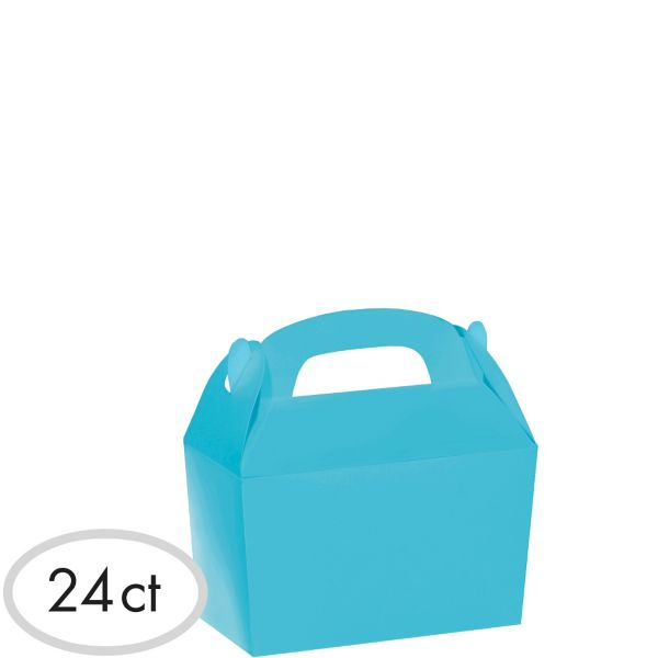 Blue Gable Box Party City