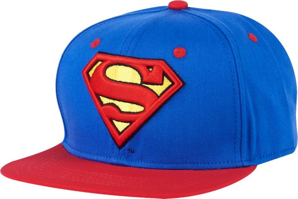 Superman Baseball Hat