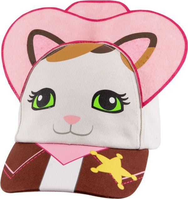 Child Sheriff Callie Cat Baseball Hat