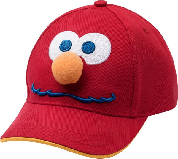 Child 3D Elmo Baseball Hat