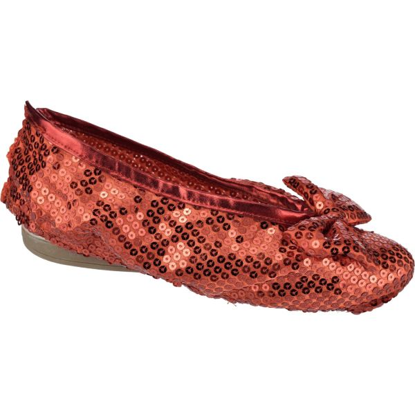 Wizard Of Oz Red Shoes Click Heels Together