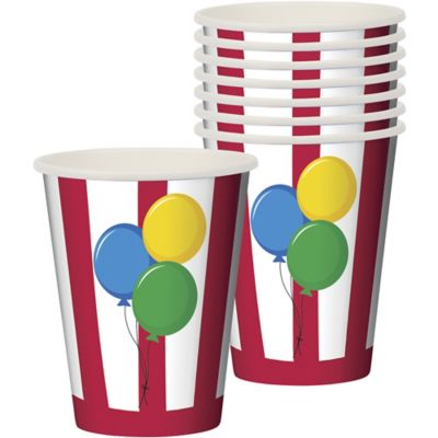 Carnival Cups 8ct