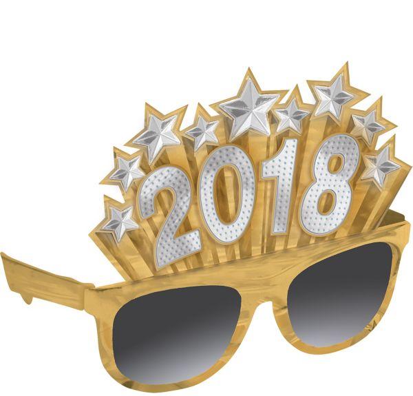 Gold 2018 Sunglasses