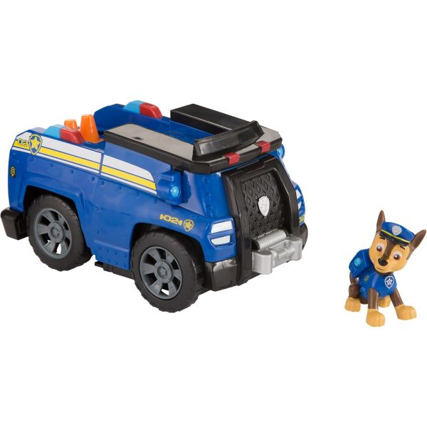 Chase Police Car Playset 2pc