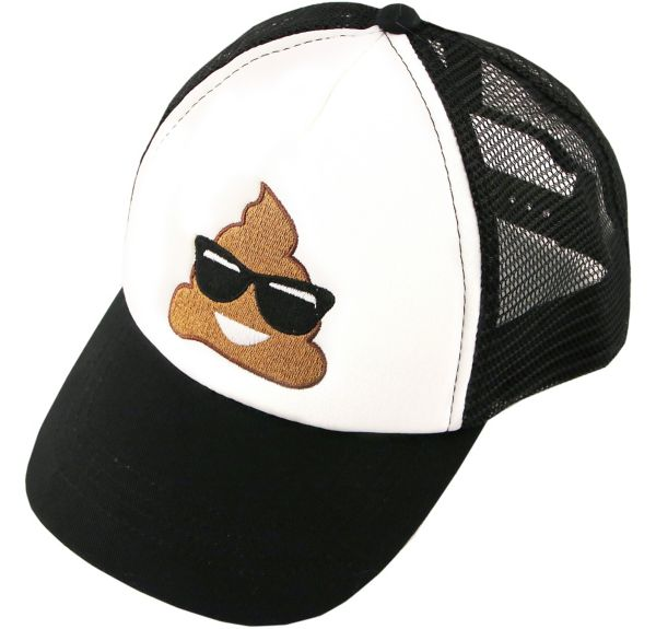 Child Poop Icon Trucker Hat