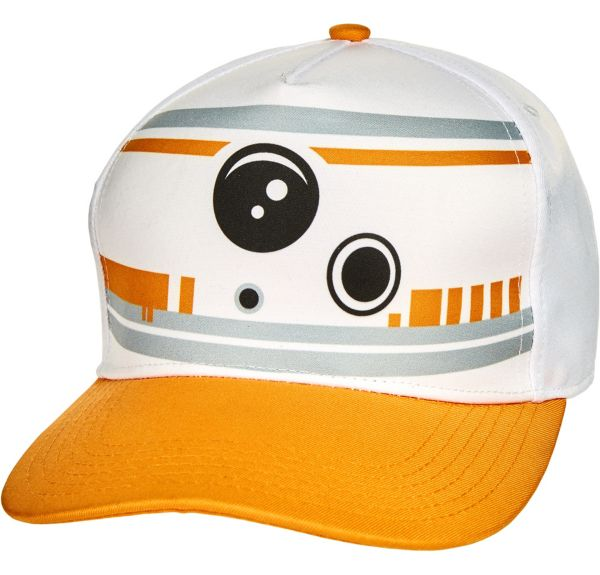 BB-8 Baseball Hat - Star Wars 7 The Force Awakens