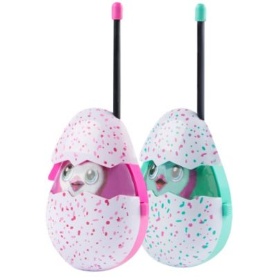 Hatchimals birthday party Walkie Talkies 2ct