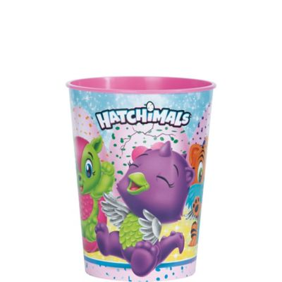 Hatchimals birthday party Favor Cup