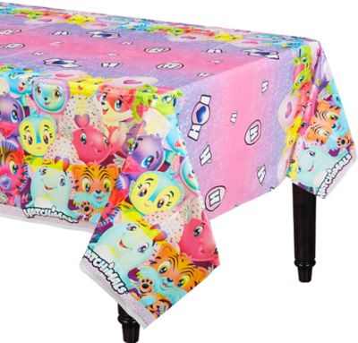 Hatchimals birthday party Table Cover