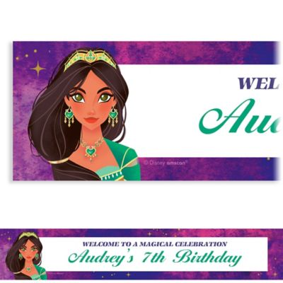 Custom Aladdin Banner