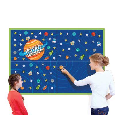 100 Days of School Activity Poster