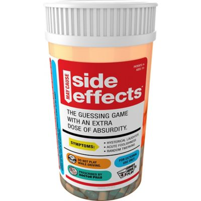(May Cause) Side Effects Game Birthday Party Supplies