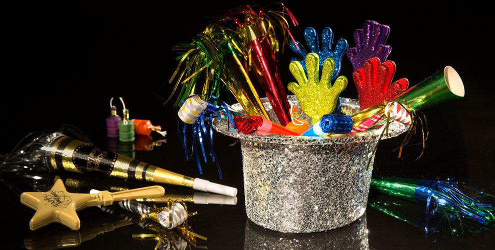 Noise Makers, Party Poppers #1