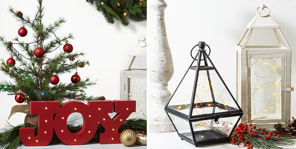 Christmas Home Decor Indoor Christmas Decorations For