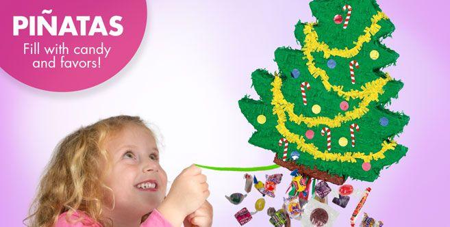 Christmas Pinatas