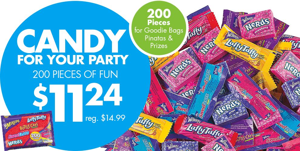 Candy for Your Party