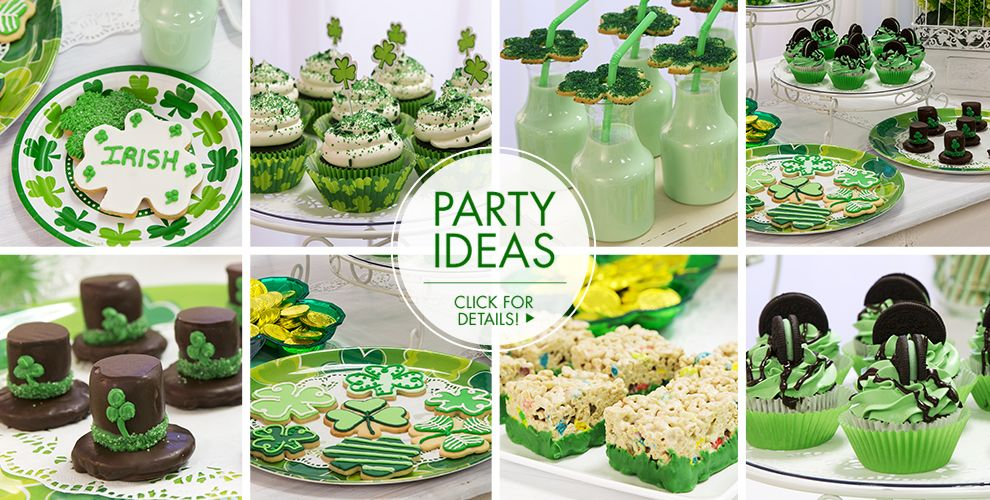 St. Patrick's Day Bakeware #2