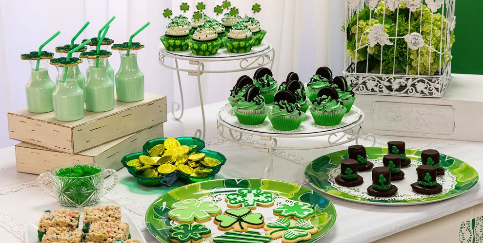 St. Patrick's Day Bakeware #1