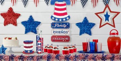 4th of july decorations ideas pictures