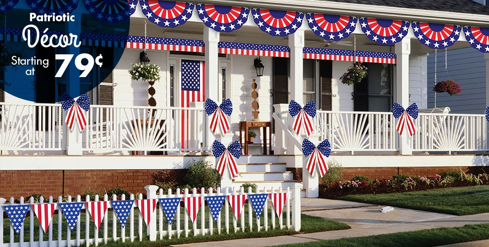 Patriotic Decorations #1