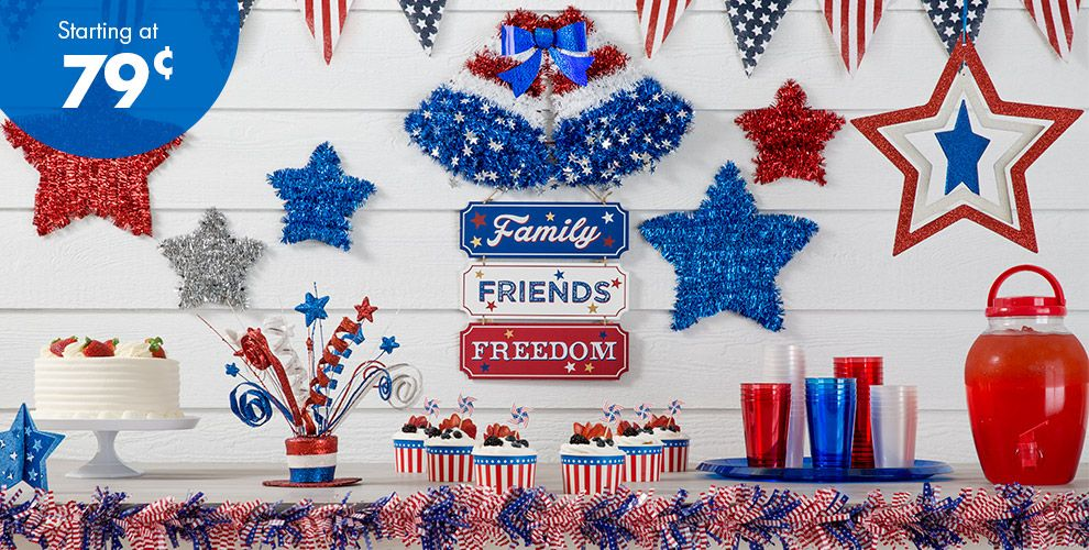 Patriotic Decorations #2