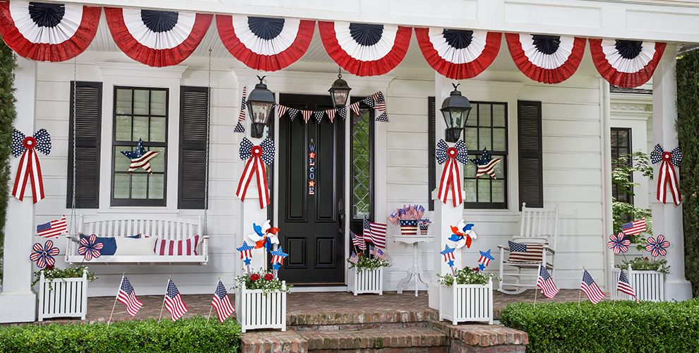 Patriotic Decorations Indoor Outdoor Patriotic Decor