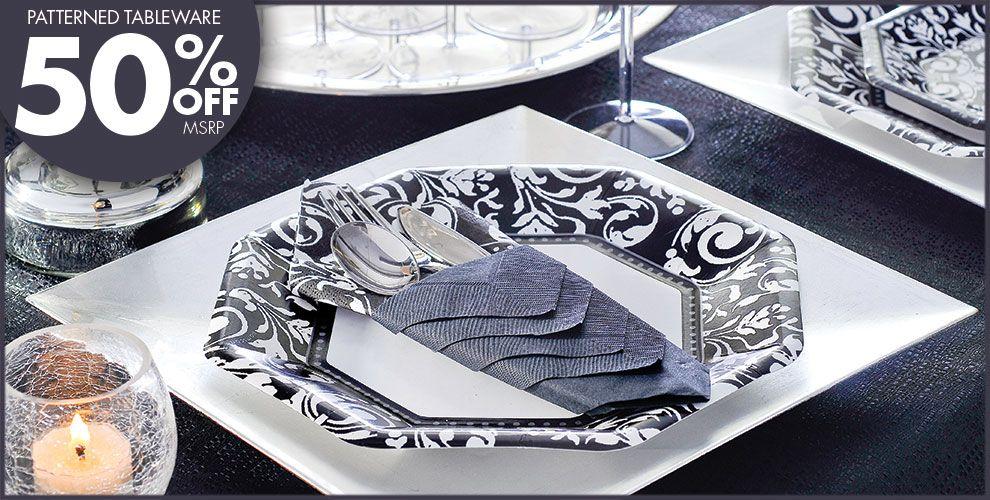 Formal Affair Party Supplies