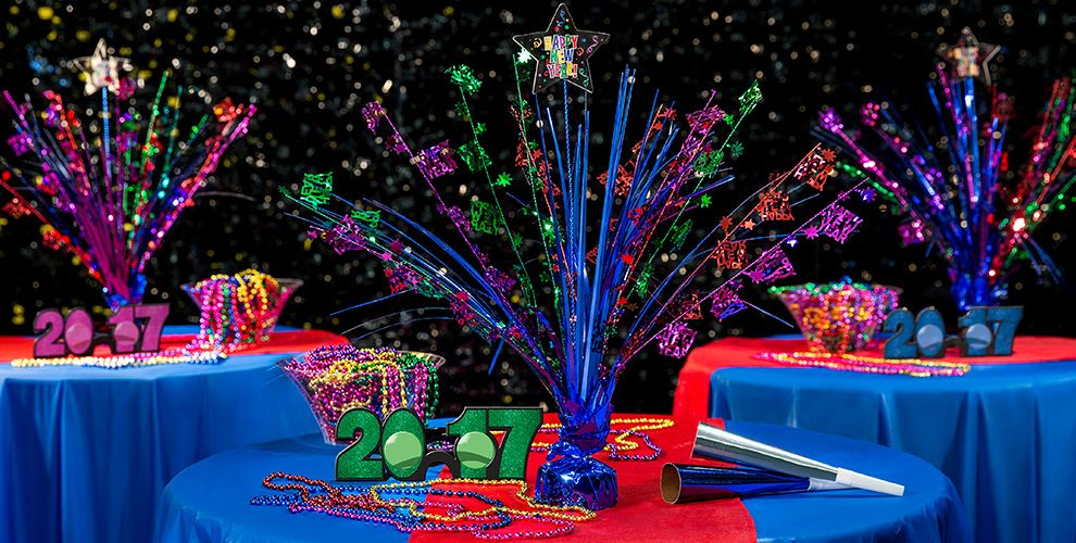 13 Dream New Years Eve Table Centerpieces Photo Tierra Este