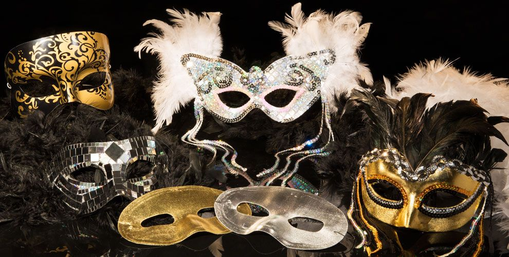 New Years Eve Masks amp Boas Party City
