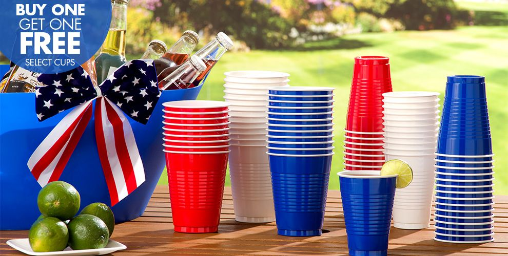 4th of July Drinkware