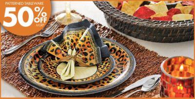 Safari chic leopard print party supplies party city Cheetah print centerpieces & Cheetah Print Centerpieces - Home u0026 Furniture Design - Kitchenagenda.com
