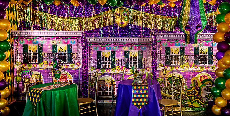 Las Vegas Party Ideas Decorations