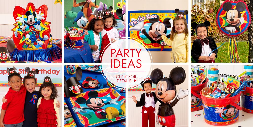 Mickey Mouse Party Supplies #3