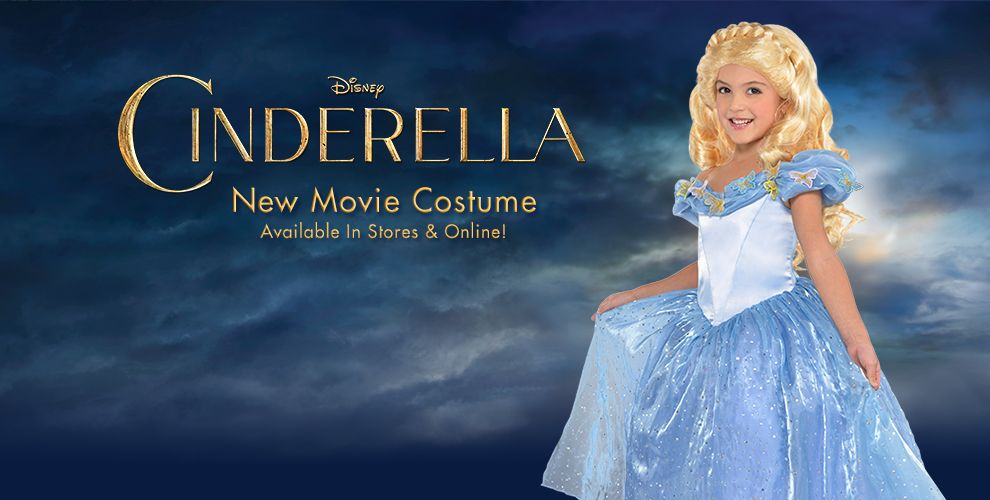 Cinderella Birthday – Shop Costumes