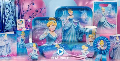 Cinderella Party Supplies Birthday Decorations Party City