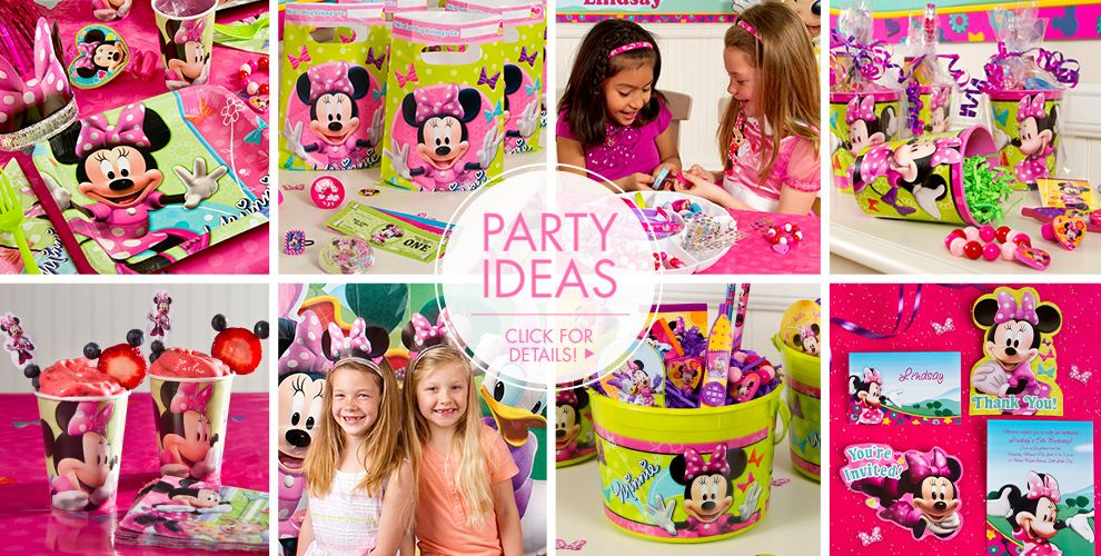 Minnie Mouse Party Supplies #3