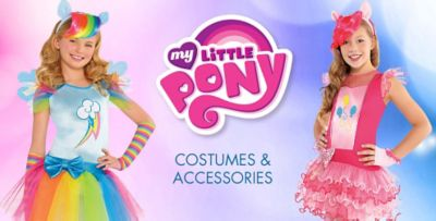 ... My Little Pony Party Supplies U2013 Shop Costumes ...