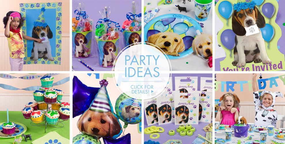 Party Pups – Party Ideas