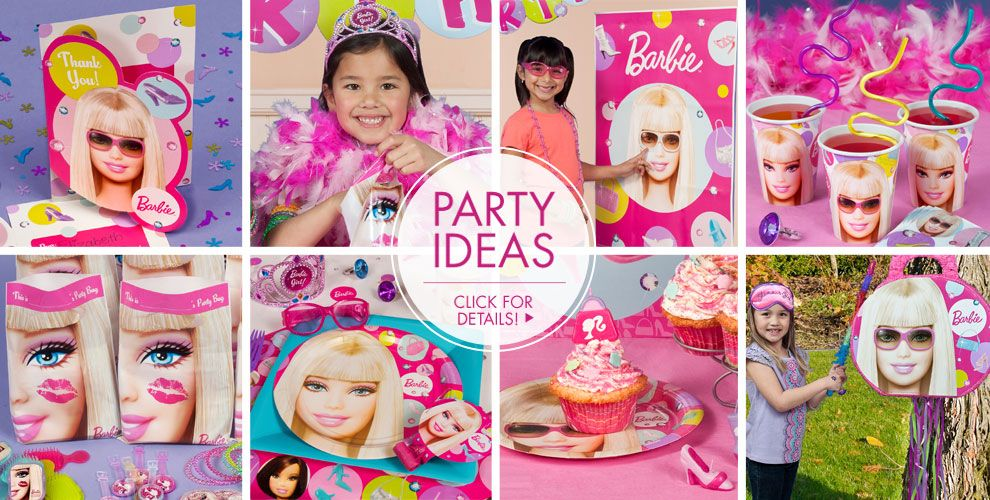 Barbie – Party Ideas