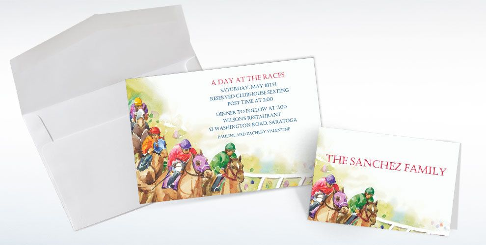 Kentucky Derby (Sports) Invitations & Banners