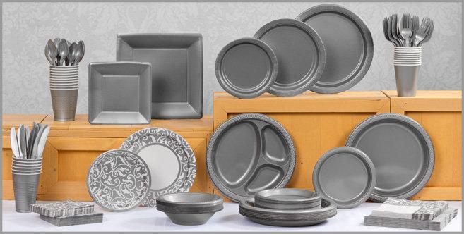 solid silver tableware #1